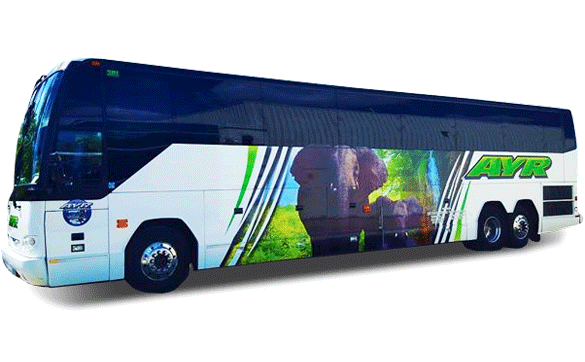 Bus Vinyl Vehicle Wraps