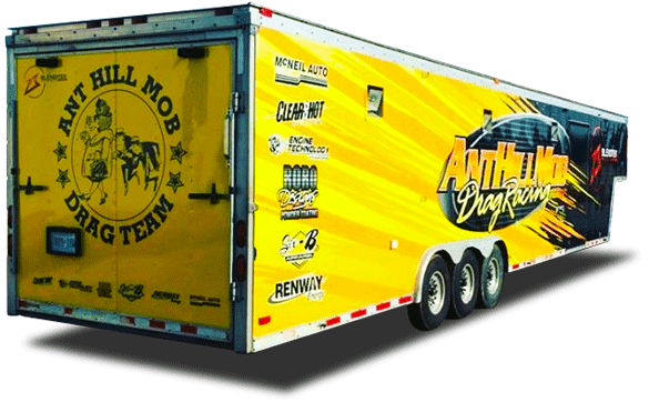 Racing Wraps & Graphics | Creative Edge Signs & Graphics Inc