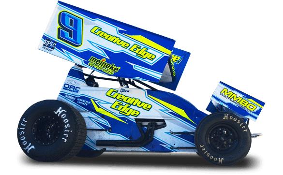 Sprint Car Wraps Racing
